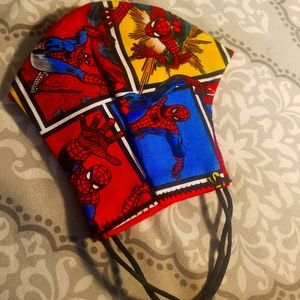 Spider man men's protective mask